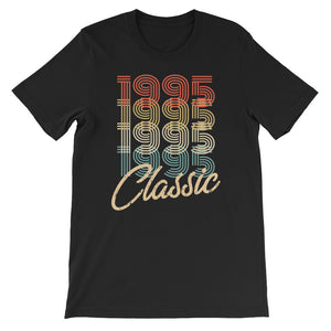 Retro Classic Vintage Born In 1995 Birthday Gift