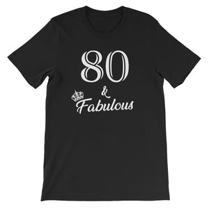 80 & Fabulous Birthday Party