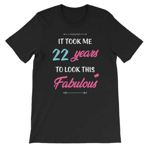It Took Me 22 Years To Look This Fabulous Birthday