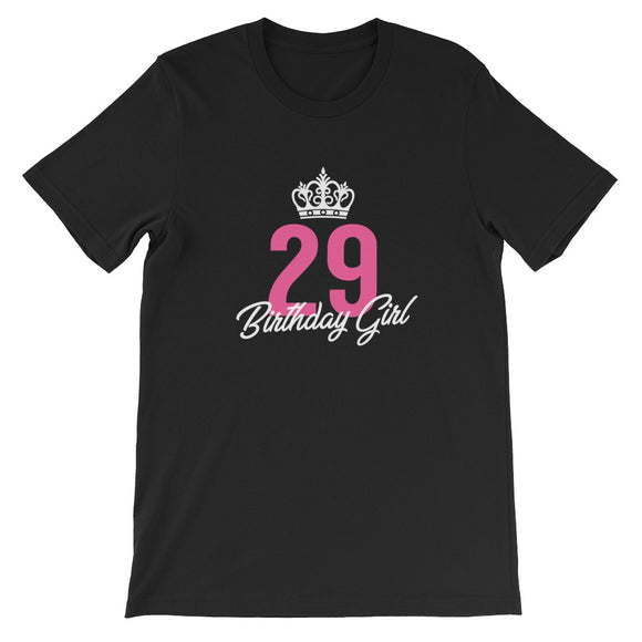 Funny 29 Birthday Girl Queen