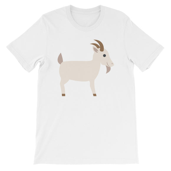 Goat Farm Animal Unisex short sleeve t-shirt