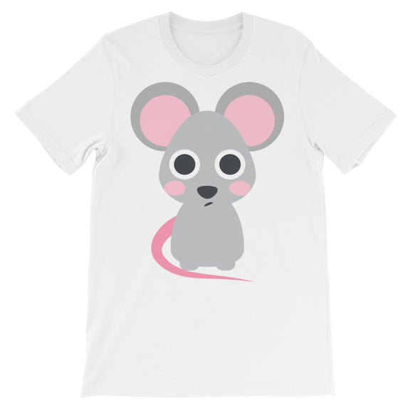 Mouse Unisex short sleeve t-shirt