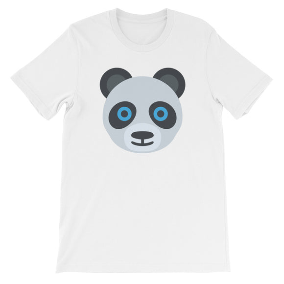 Panda Bear Unisex short sleeve t-shirt
