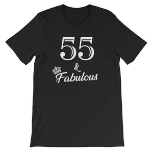 55 & Fabulous Birthday Party