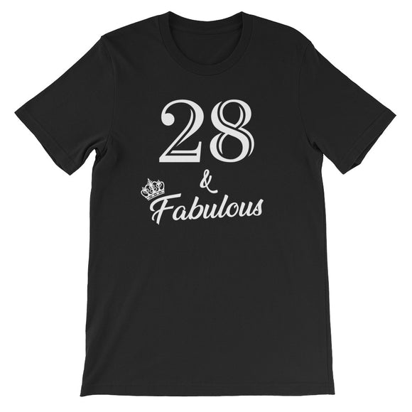 28 & Fabulous Birthday Party