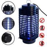 Mosquito Zapper Keyguard Nontoxic Indoor Electronic UV Light Lamp Bug Trap Flies Insects Zapper,Photocatalyst Mosquitos Killer