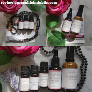 Green Life in Dublin Review of Holistic Kitchens products