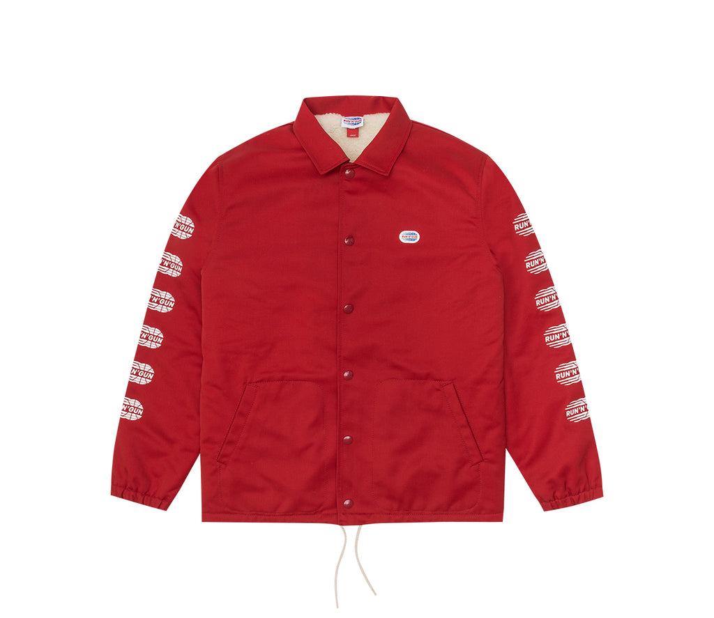 Repetition Logo Coach jacket