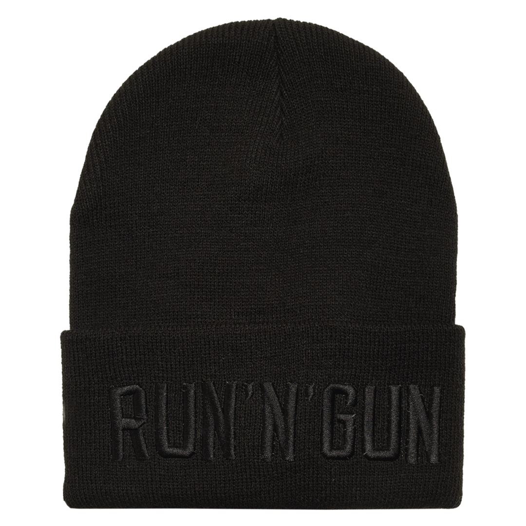 Run'N'Gun Embroidery Beanie