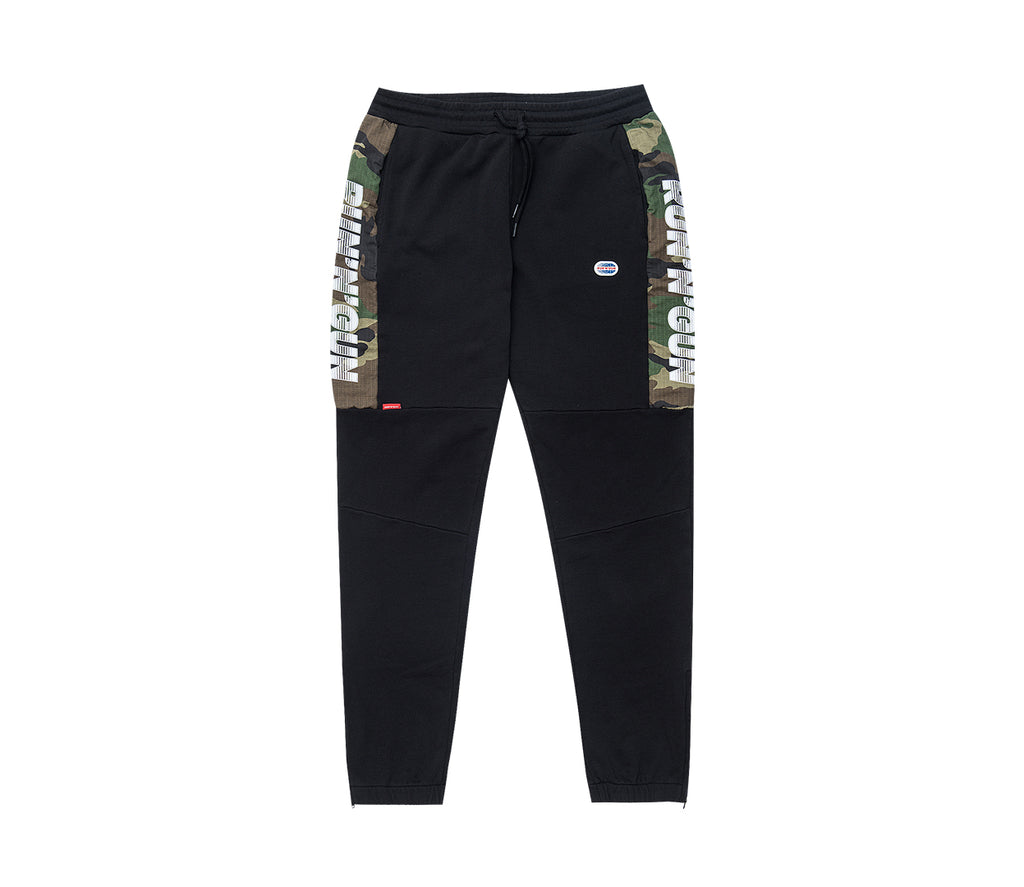 Camouflage Ripstop Tracksuite Pants
