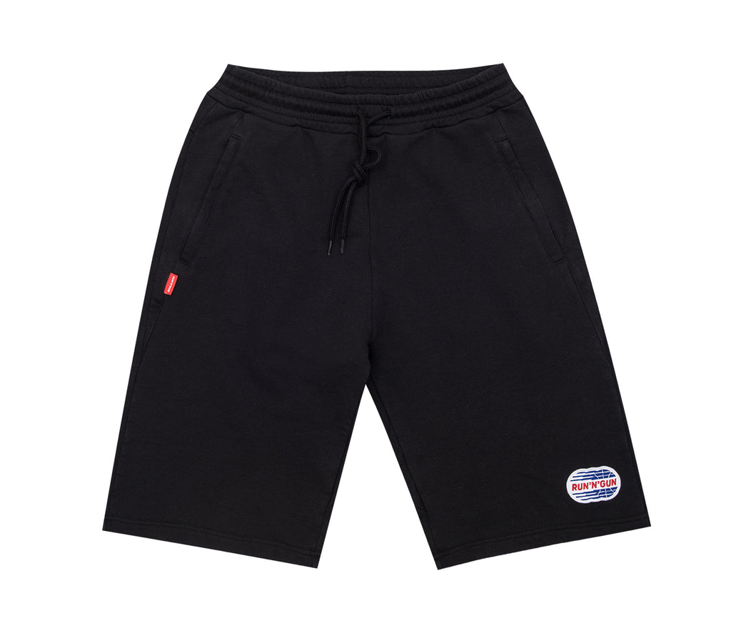 Patch Short Pants