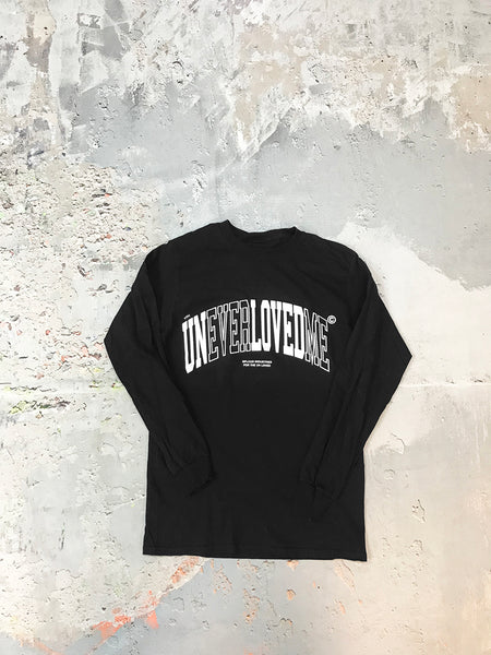 Uneverloveme Black Long Sleeve