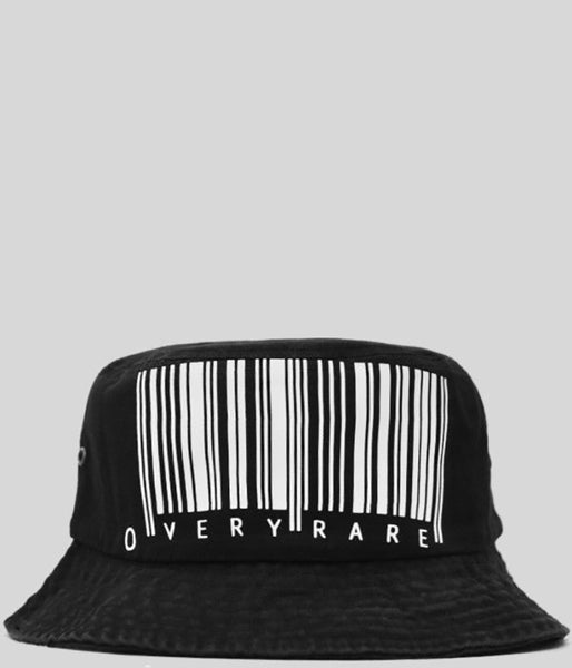 Very Rare Barcode Bucket Hat