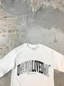 Uneverloveme White Long Sleeve