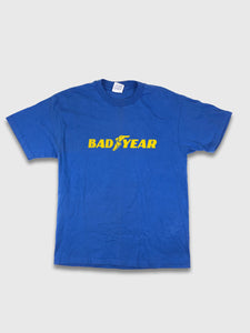 Bad Year Blue T Shirt