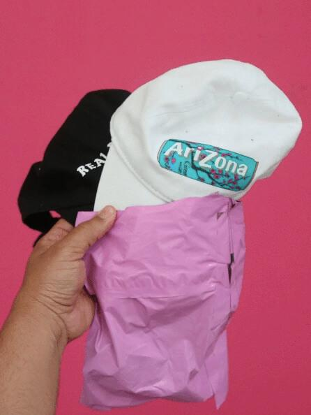 Two Mystery Strapback Cap