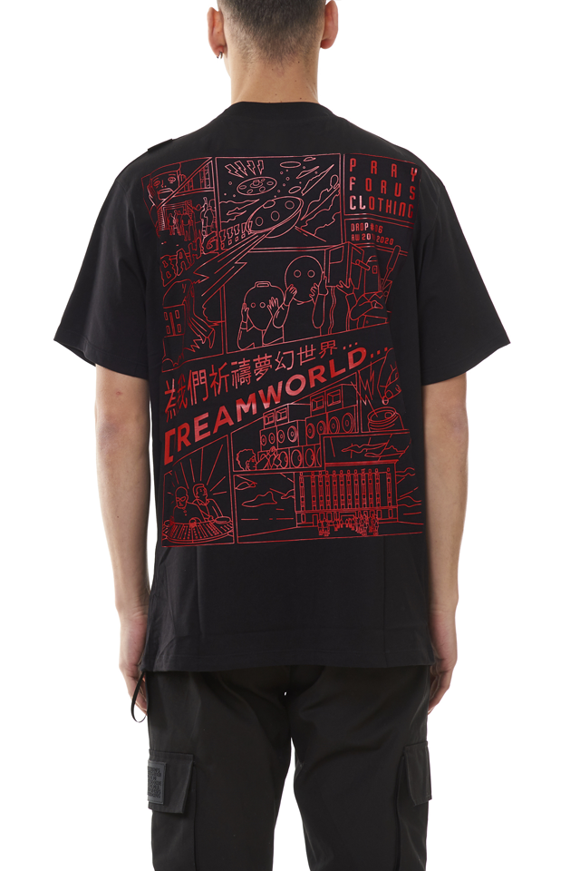 PRAY FOR US ™ - DREAMvr T-Shirt - aw19