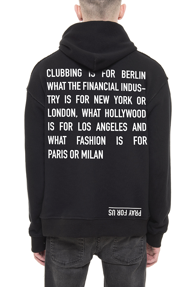 PRAY FOR US ™ - CLBNG HOODIE
