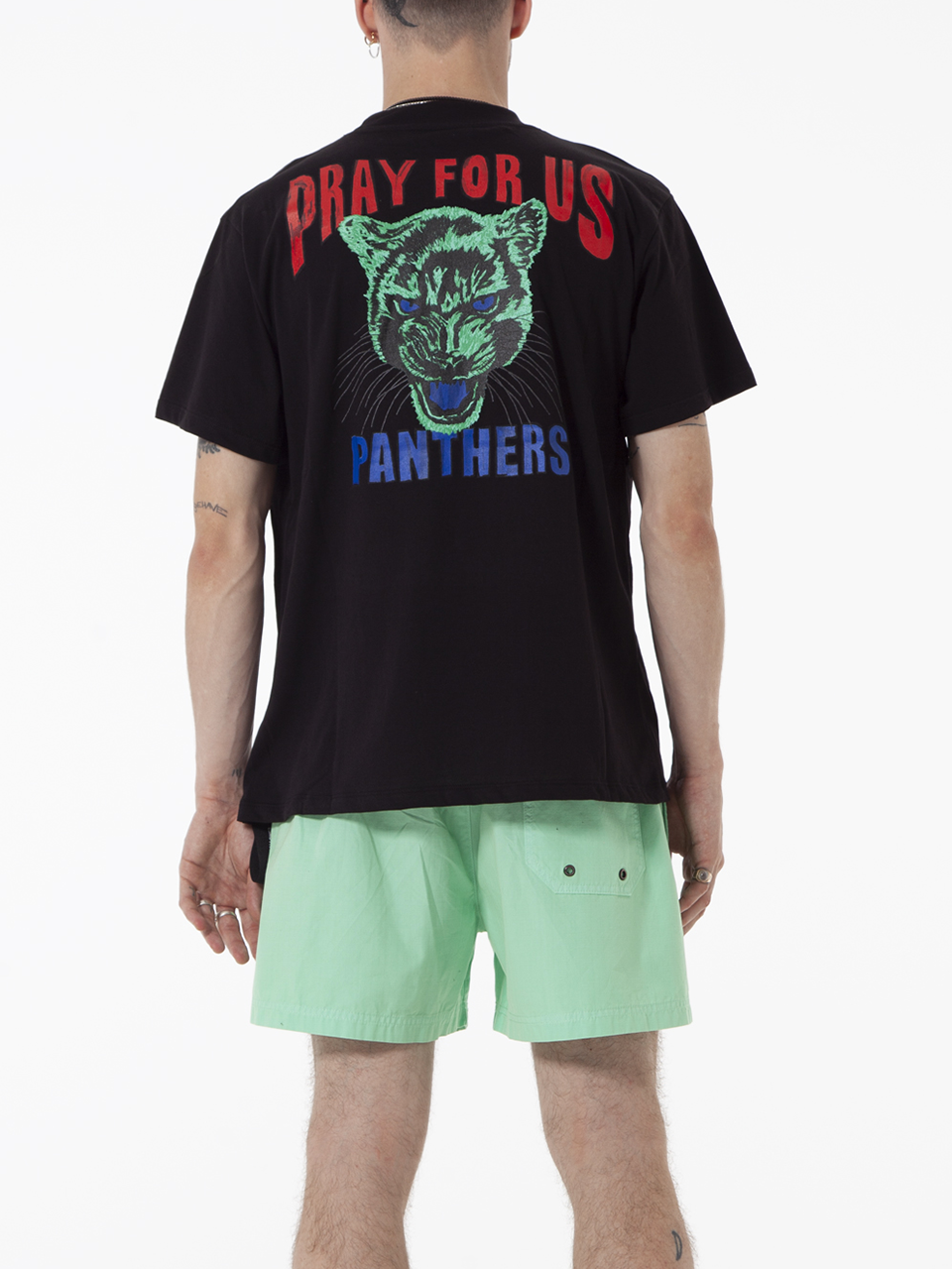 PRAYFORUS ™ - PANTHER T-Shirt - ss20