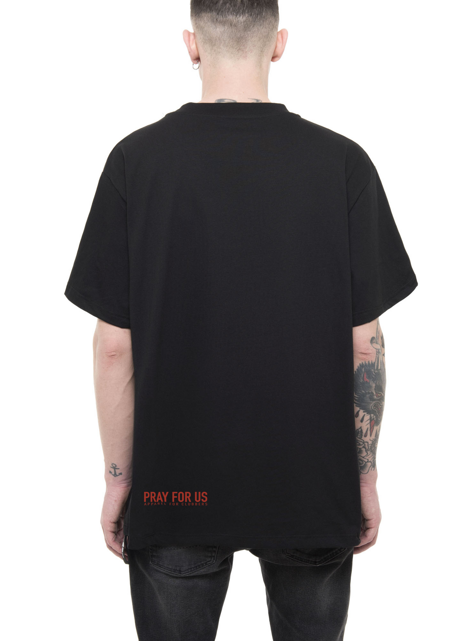 PRAY FOR US ™ - P-FACE ss19 T-Shirt