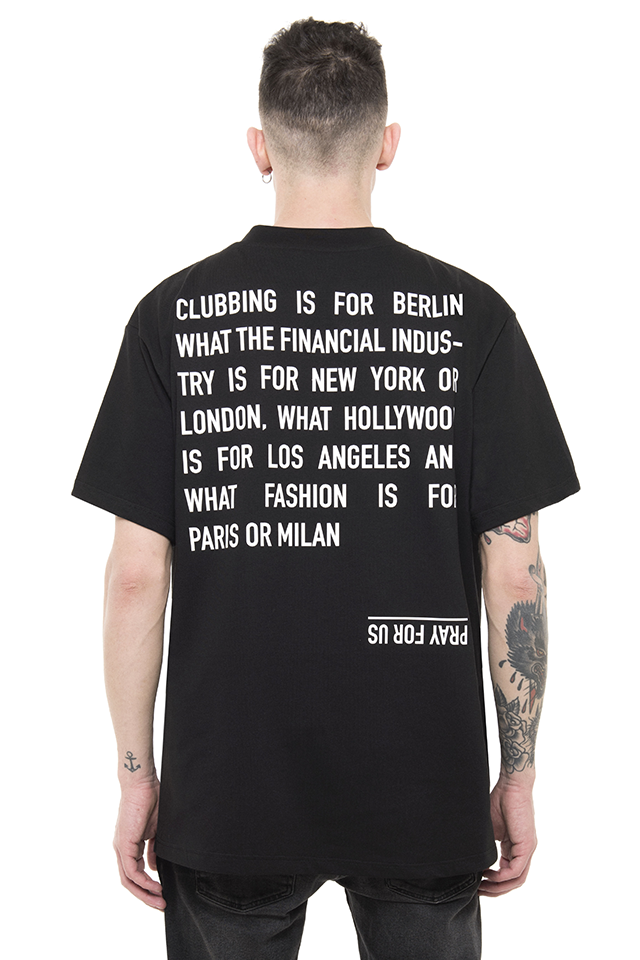 PRAY FOR US ™ - CLUBBING T-Shirt