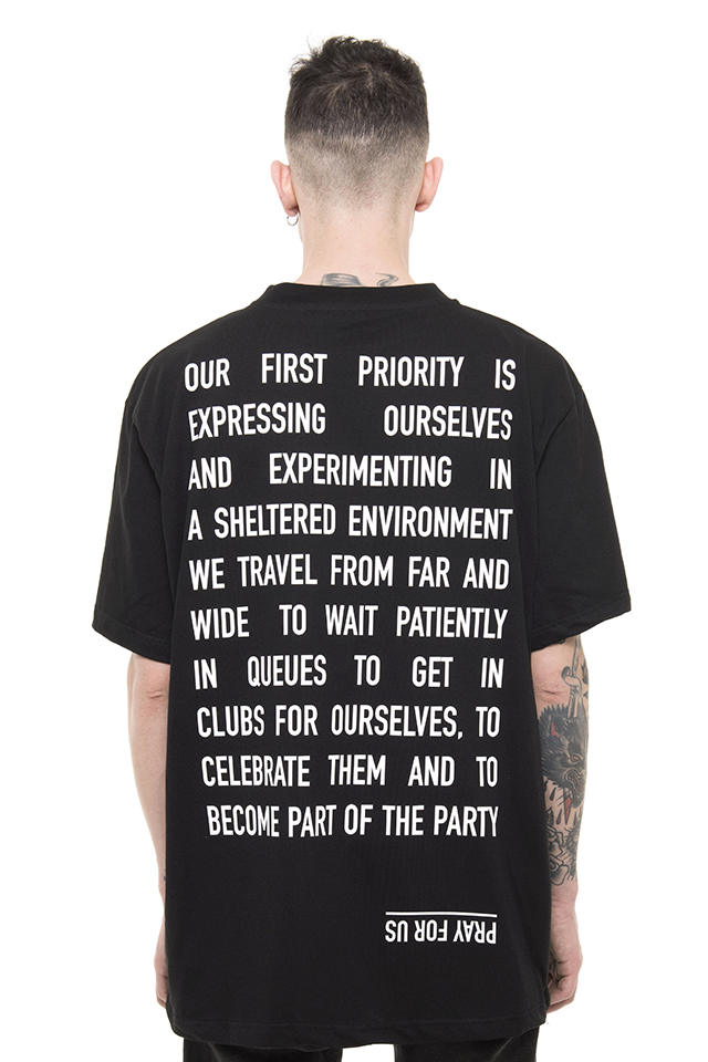 PRAY FOR US ™ - PRIORITY T-Shirt