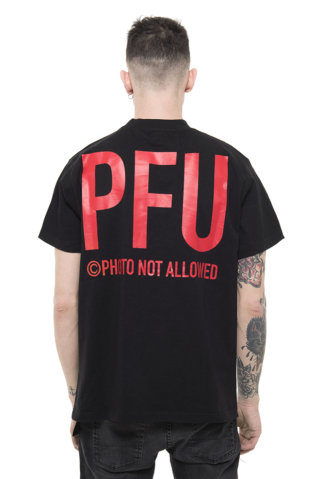 PRAY FOR US ™ - RED LOGO T-Shirt