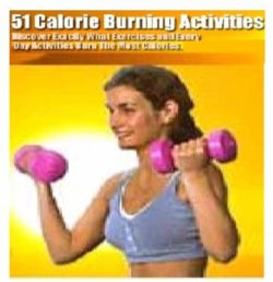 51 calorie burning activities - ShopFor5
