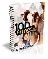100 Fitness Tips - ShopFor5