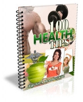 100 Health Tips - ShopFor5