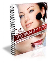100 Beauty Tips - ShopFor5