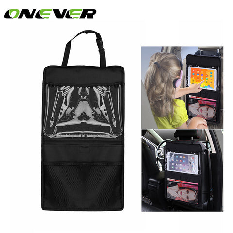 Car seat storage bag Hanging bags car seat back bag Car product Multifunction vehicle storage bag car styling - ShopFor5