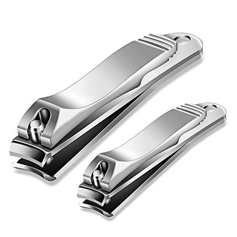 Nail Clippers Set Fingernail and Toenail Clipper Cutter - ShopFor5