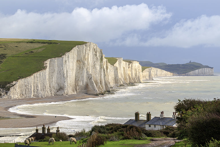 White cliffs of Dover image