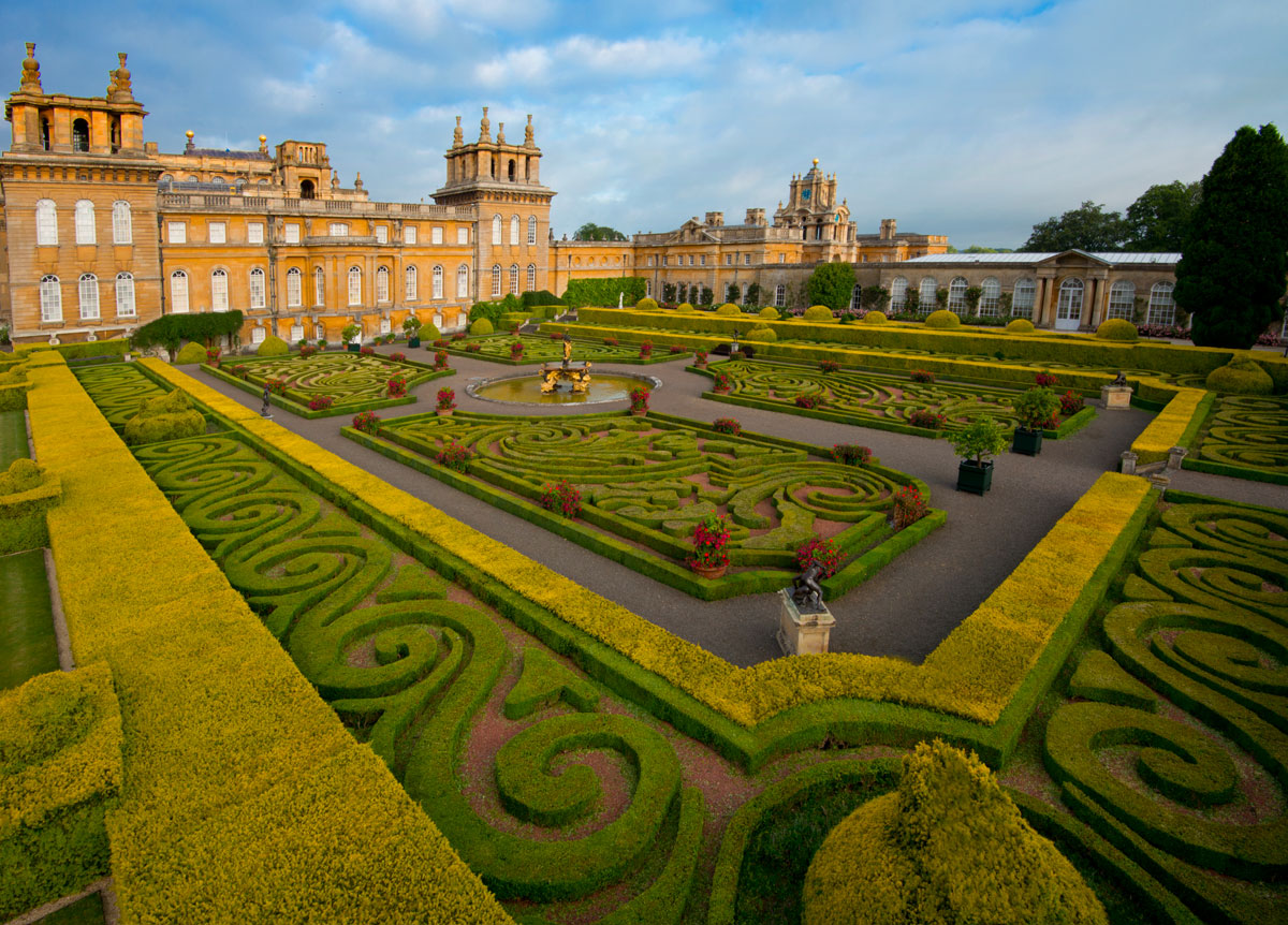 You can hire wheelchairs at Blenheim Palace. Image: Experience Oxfordshire