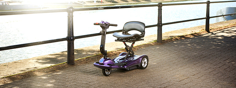 Middletons Discovery folding scooter