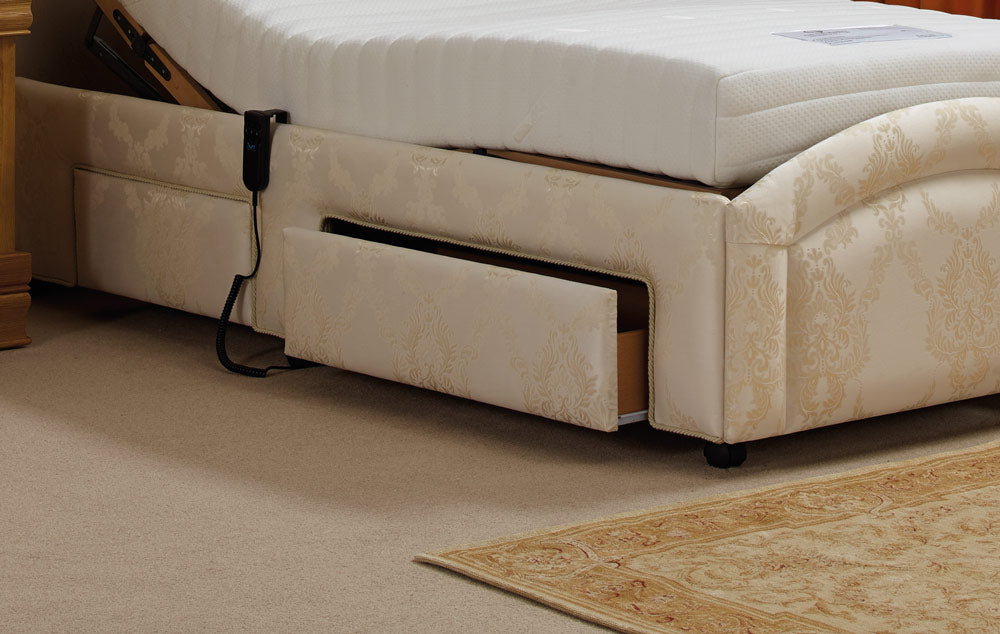 Divan Drawers for our adjustable beds