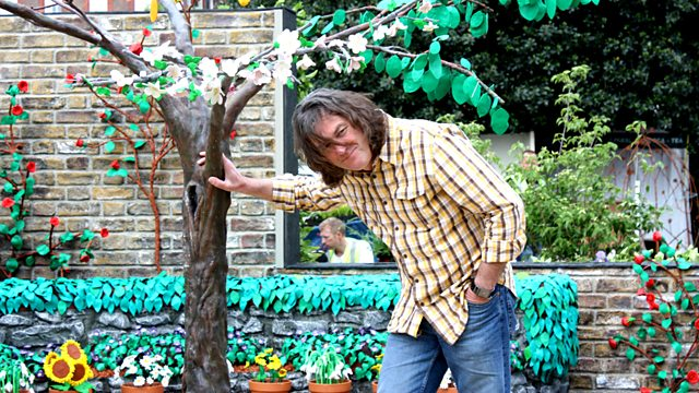 James May's Plasticine garden