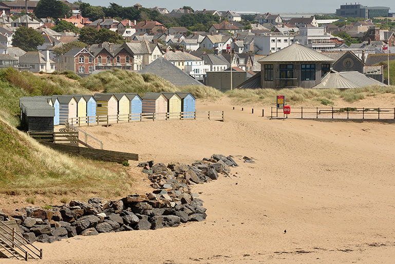 Image of Summerleaze Beach, Cornwall