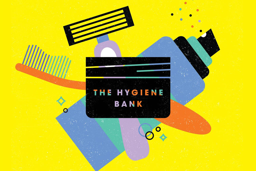 Middletons has partnered with The Hygiene Bank
