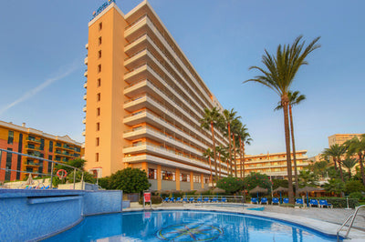 Accessible Sea View Hotel in Torremolinos