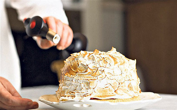 Image of a classic baked Alaska