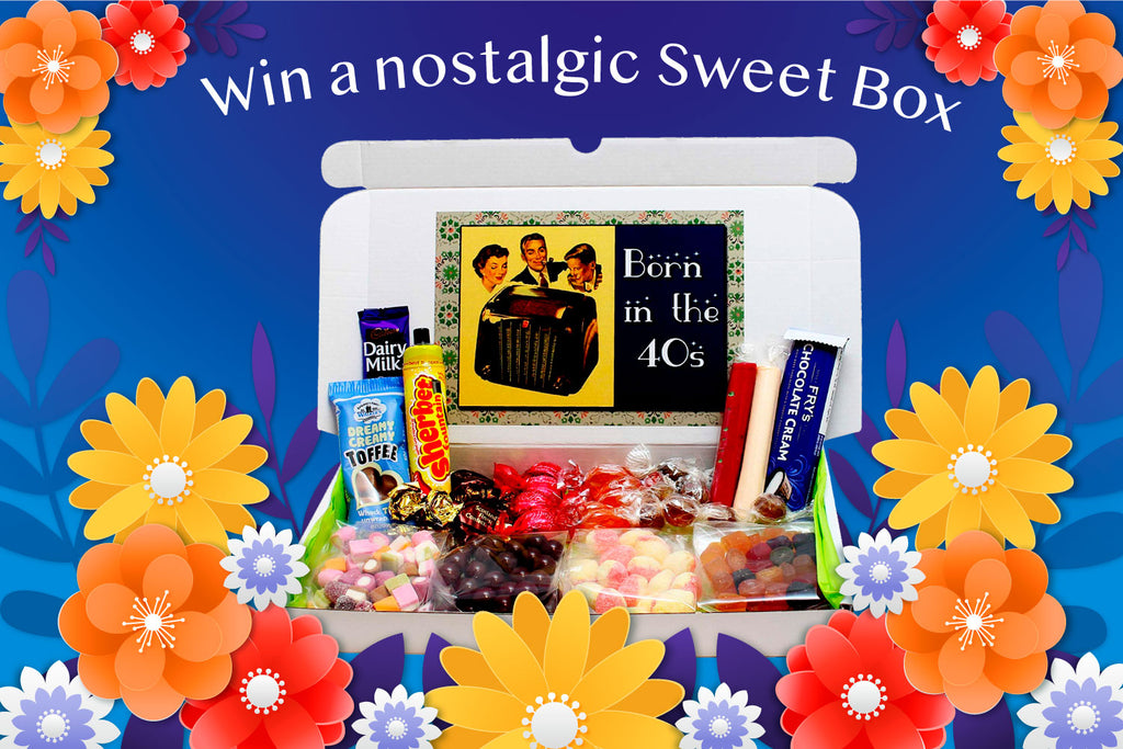 Win a nostalgic sweet box in the Middletons Spring competition