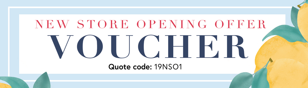 Summer Sale Brierley Hill store opening voucher