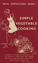 Royal Horticultural Society Simple Vegetable Cooking