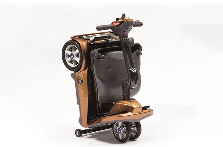 Discovery Plus Folding Scooter