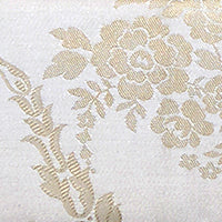 Fabric Swatch Gold Damask