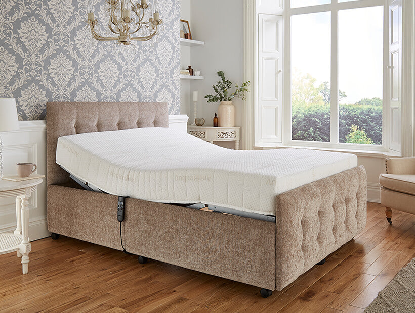 Middletons mobility adjustable bed