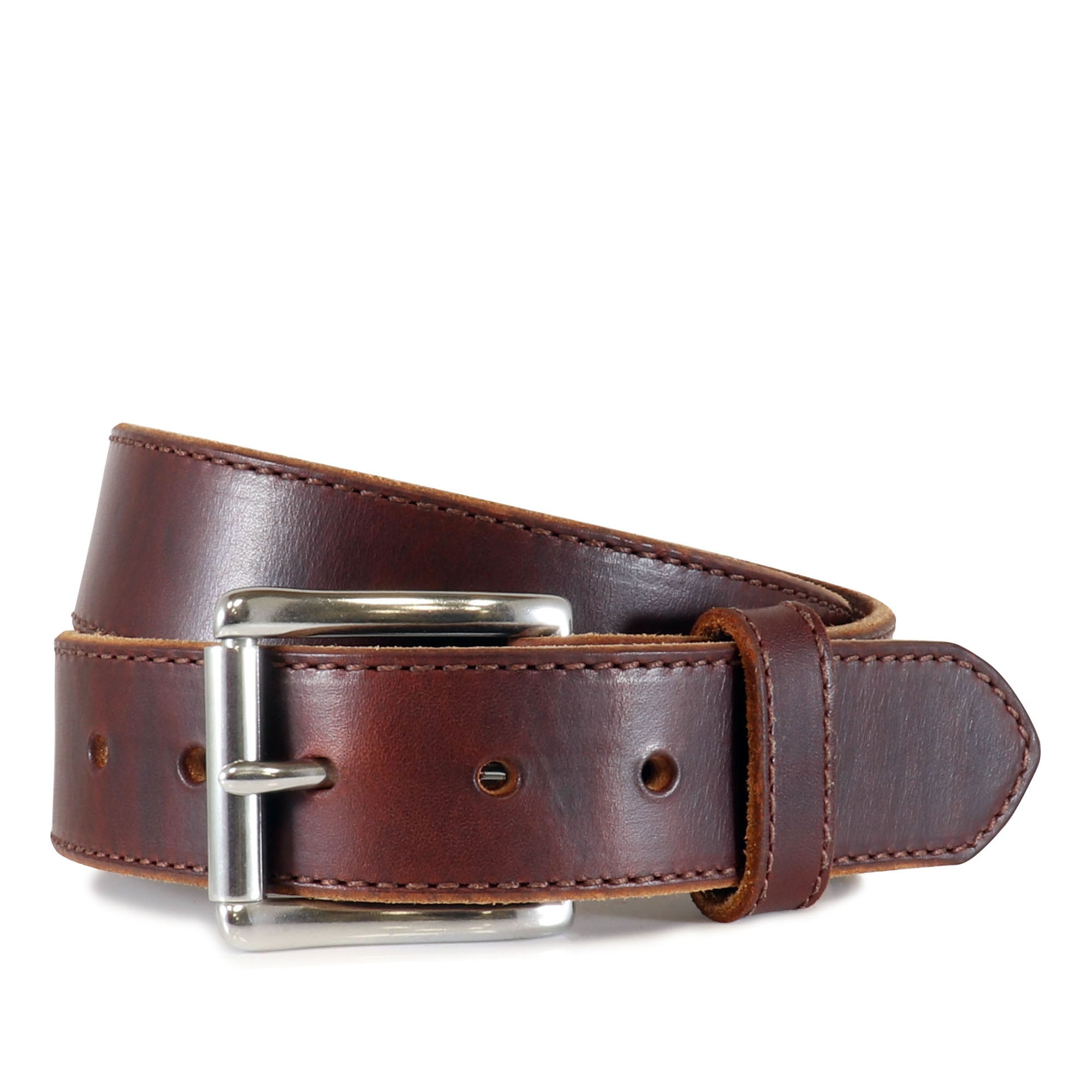 Casual Belt #7606 Classic Latigo Leather