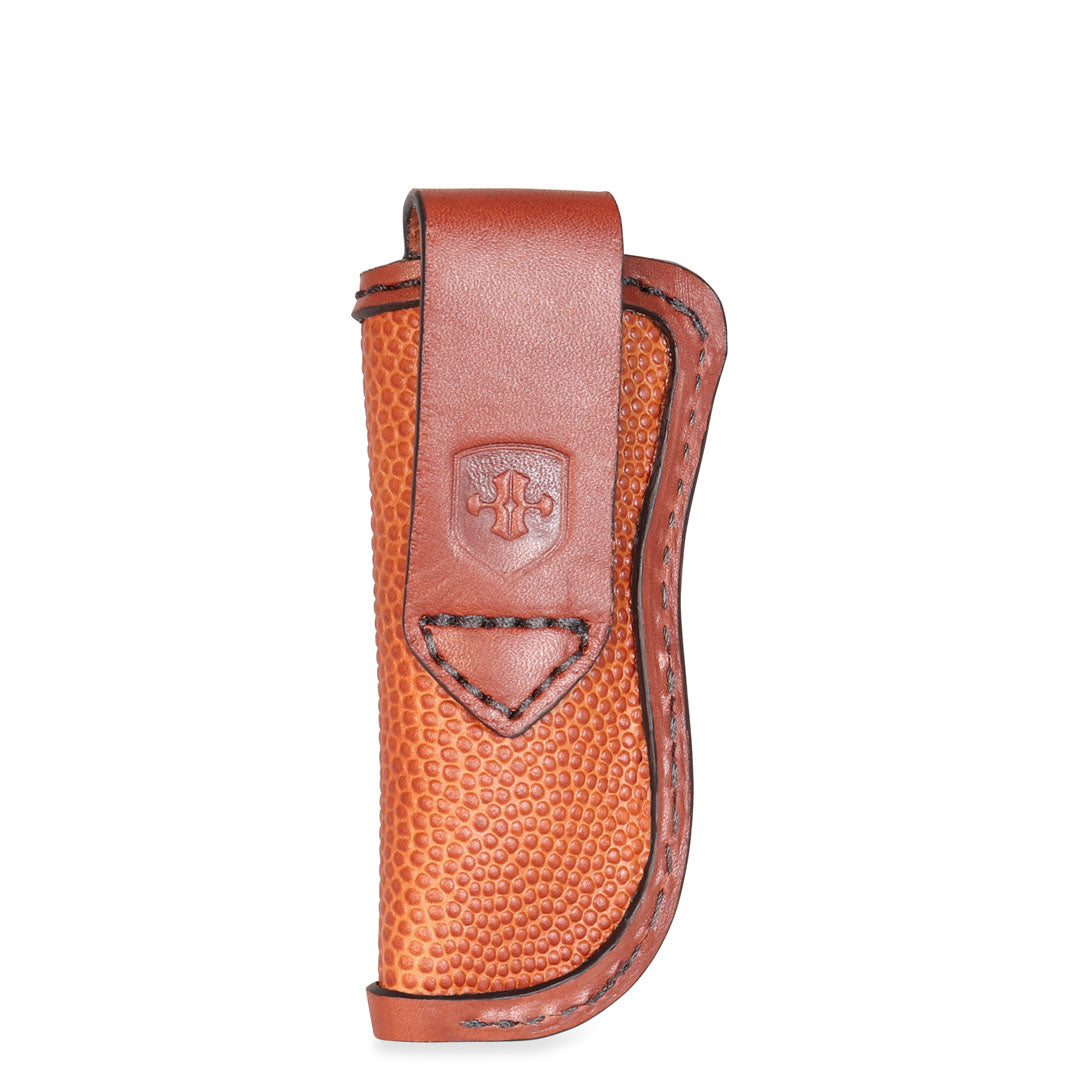 Football Leather Knife Sheath